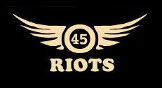 45 Riots Logo