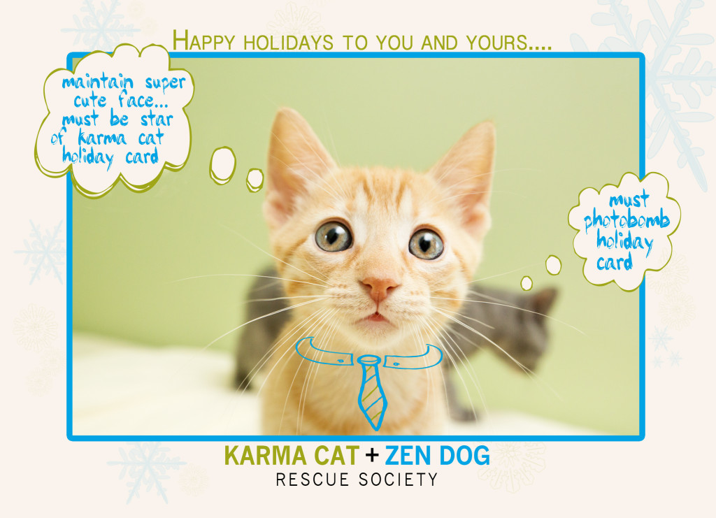 Holiday Card 2014 front